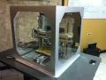 Vista completa de la mpresora 3D