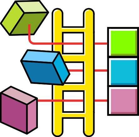 Programación de escalera